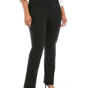 Belk Plus size signature skinny pants inex…